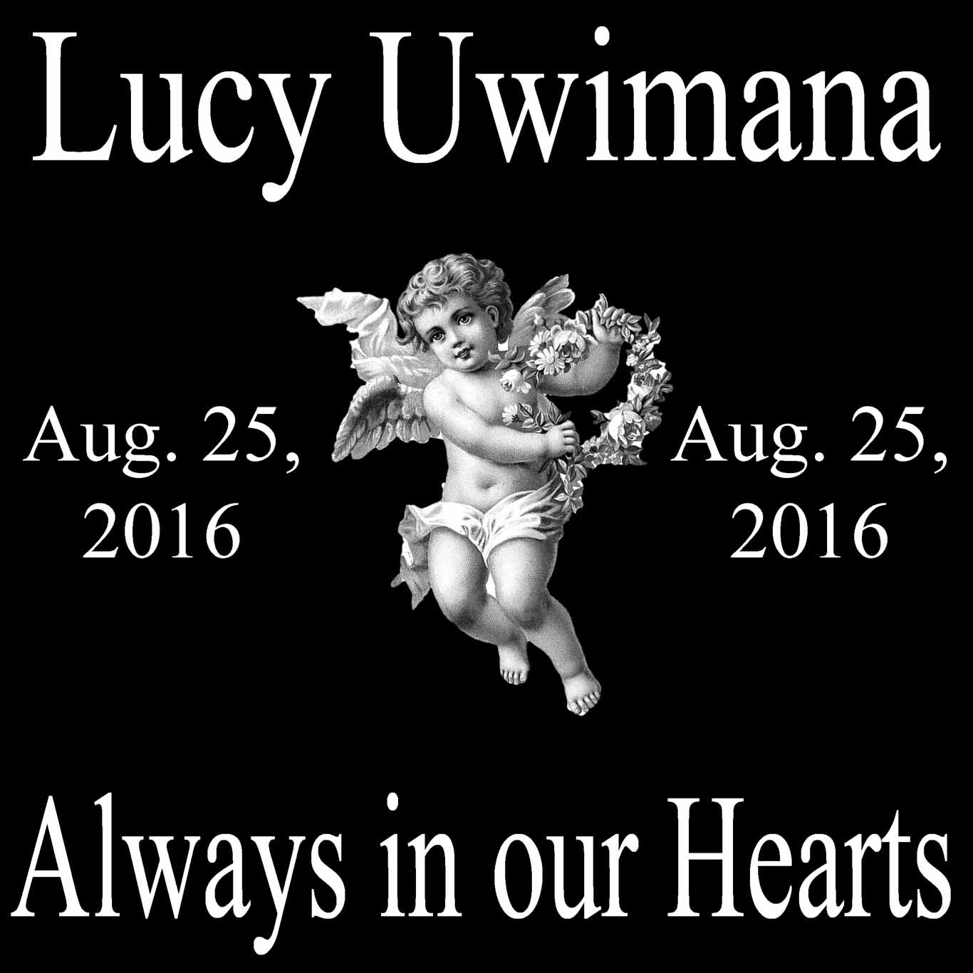 LucyUwimanaProof